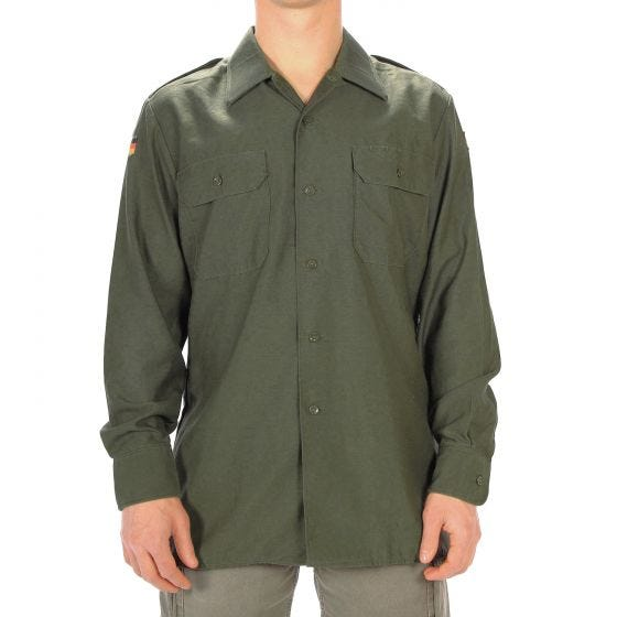 Mil-Tec T-Shirt BW in verde oliva