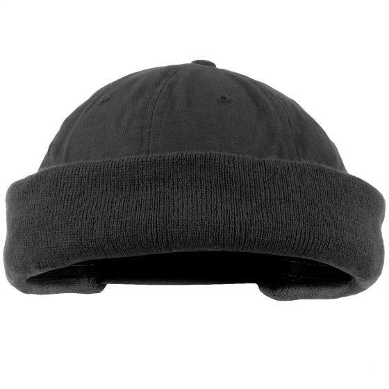 Mil-Tec berretto Commando in nero