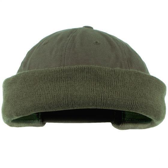 Mil-Tec berretto Commando in verde oliva
