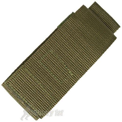 Mil-Tec set di posate in acciaio inossidabile con fodero
