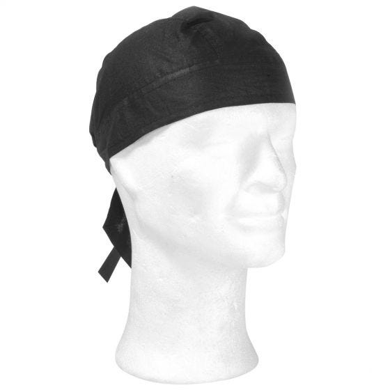 Mil-Tec fascia per testa in nero
