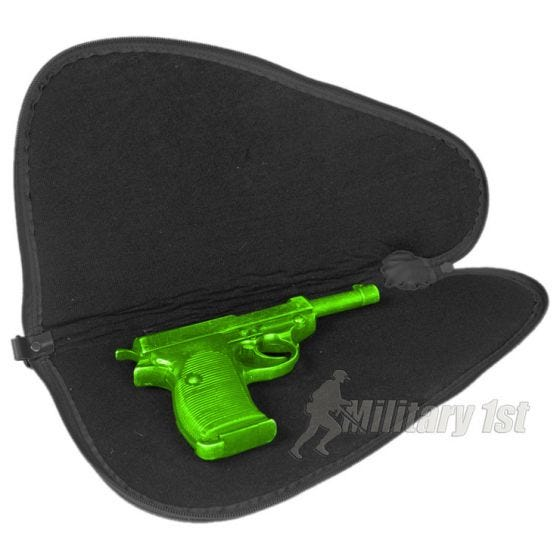 Mil-Tec custodia pistola small in nero