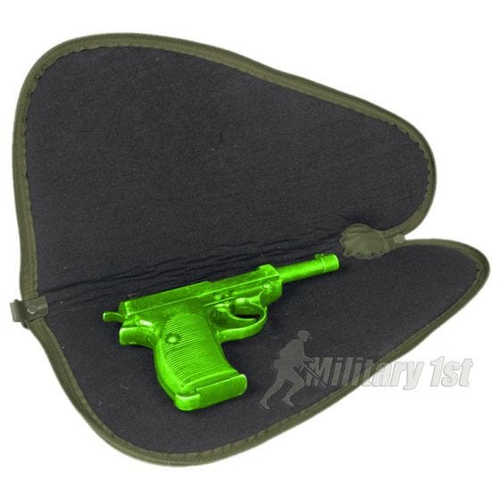 Mil-Tec custodia pistola small in verde oliva