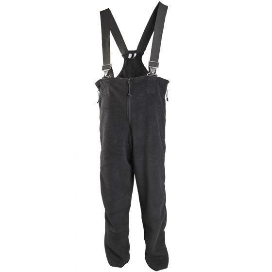 Polartec pantaloni termici US GI in nero