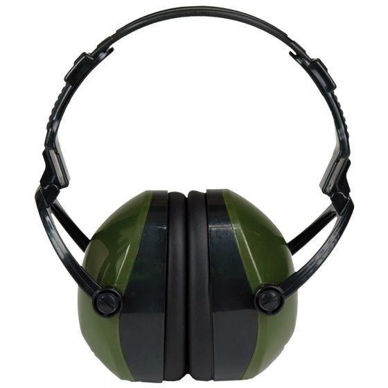 Mil-Tec paraorecchi protettivo in verde oliva
