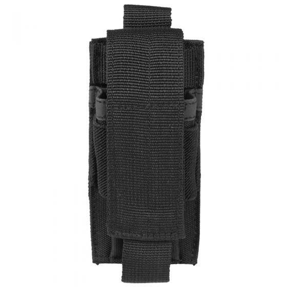 Mil-Tec portacaricatore singolo per pistola in nero