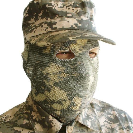 Great Day Inc. maschera a rete Spando Flage Allusion in ACU digital