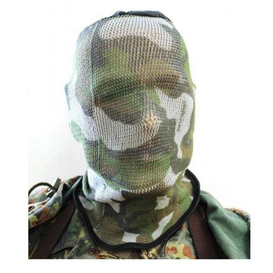 Great Day Inc. maschera a rete Spando Flage Allusion in Woodlands Green