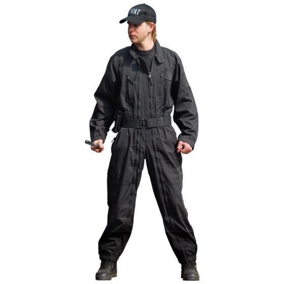 Mil-Tec tuta intera SWAT in nero