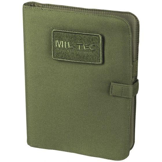 Mil-Tec taccuino medio Tactical in verde oliva