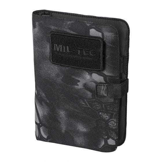 Mil-Tec taccuino piccolo Tactical in Mandra Night