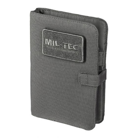 Mil-Tec taccuino piccolo Tactical in Urban Grey