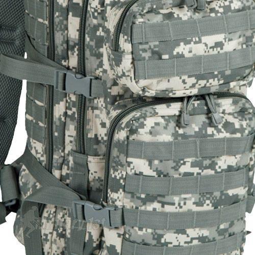 Mil-Tec zaino da assalto large US MOLLE in ACU Digital
