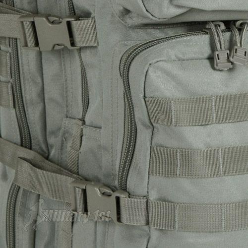 Mil-Tec zaino da assalto large US MOLLE in fogliame