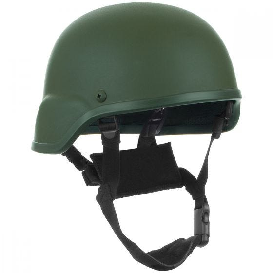 Mil-Tec elmetto militare US M.I.C.H. in verde oliva