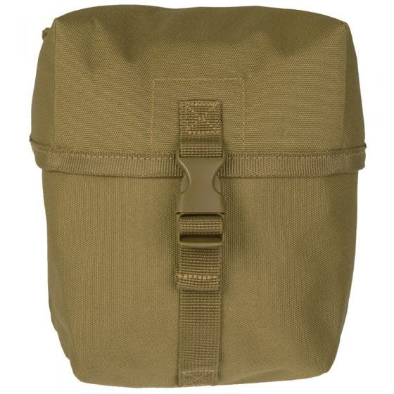 Mil-Tec astuccio tattico Medium MOLLE in Coyote