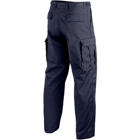 Mil-Tec pantaloni BDU Combat in Navy Blue