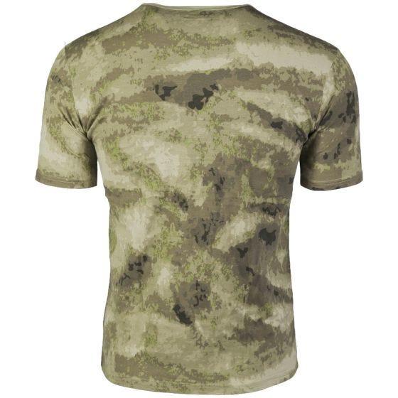 Mil-Tec T-Shirt in MIL-TACS AU