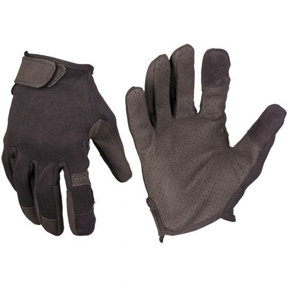 Mil-Tec guanti Combat Touch in nero