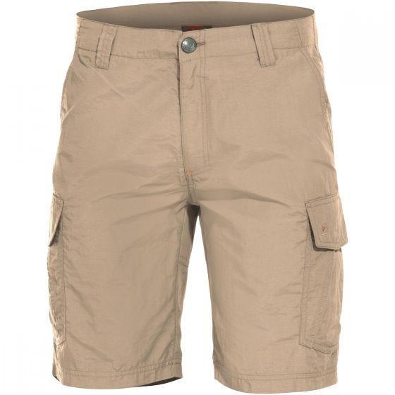 Pentagon pantaloni corti Gomati in Khaki
