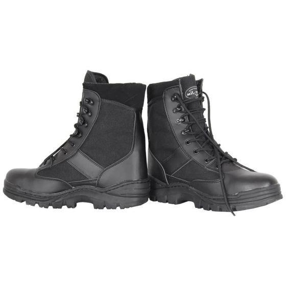 Mil-Tec stivali di sicurezza