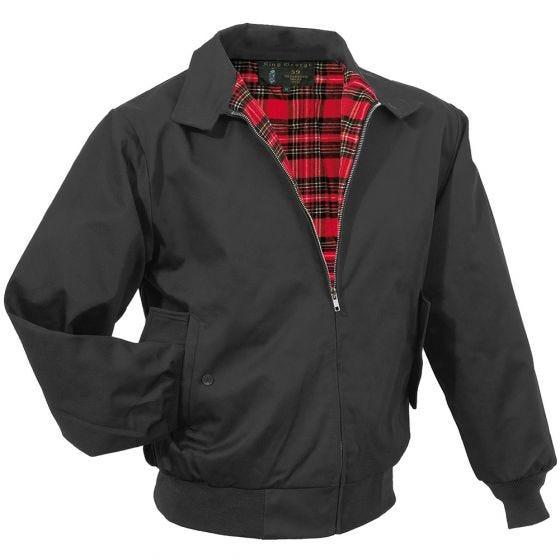 Surplus giacca King George 59 in nero