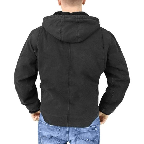 Surplus giacca Stonesbury in nero