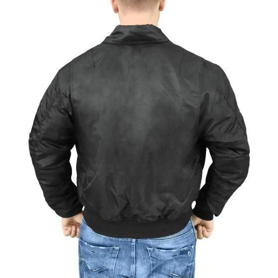 Surplus giacca da pilota CWU in nero