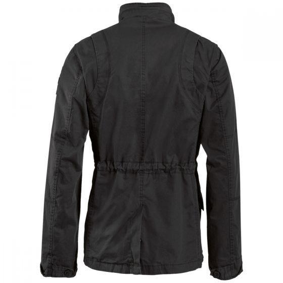 Surplus giacca Delta Britannia in nero