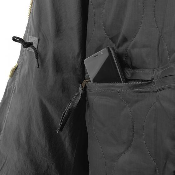 Surplus giacca Regiment M65 in nero