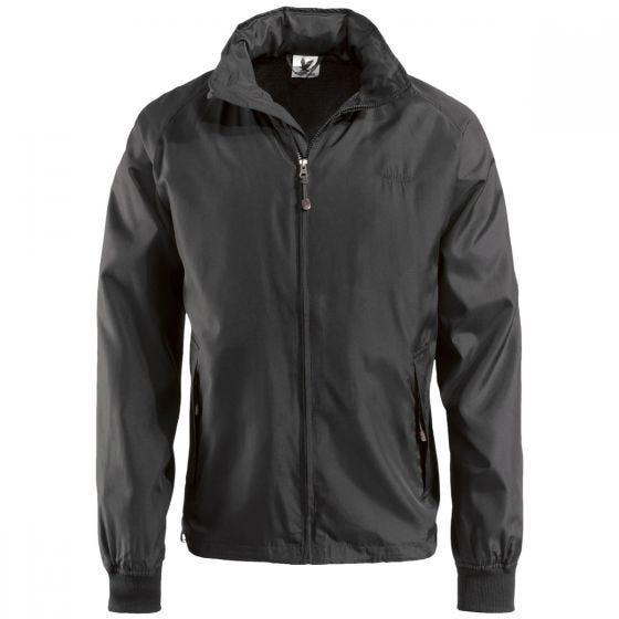 Surplus giacca a vento basic in nero
