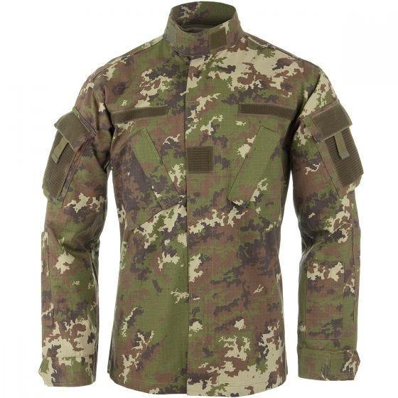 Teesar camicia Combat ACU in Vegetato Woodland
