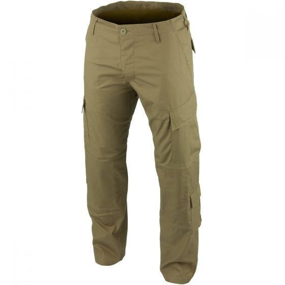 Teesar pantaloni Combat ACU in Coyote