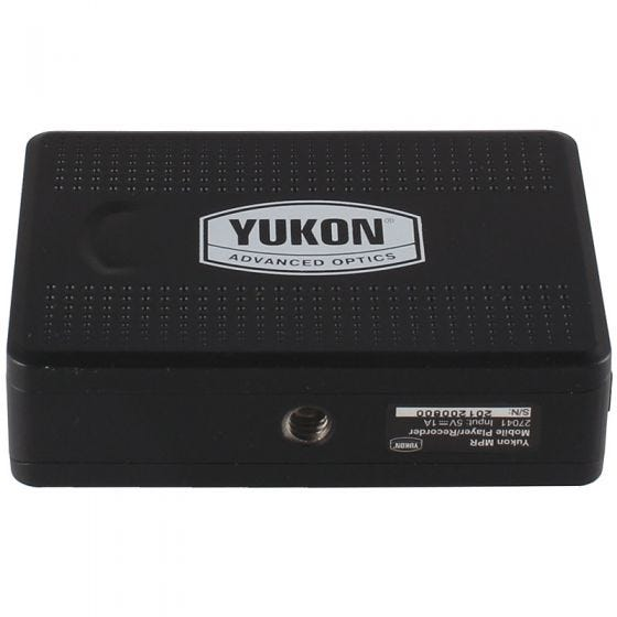 Yukon player/registratore MPR mobile