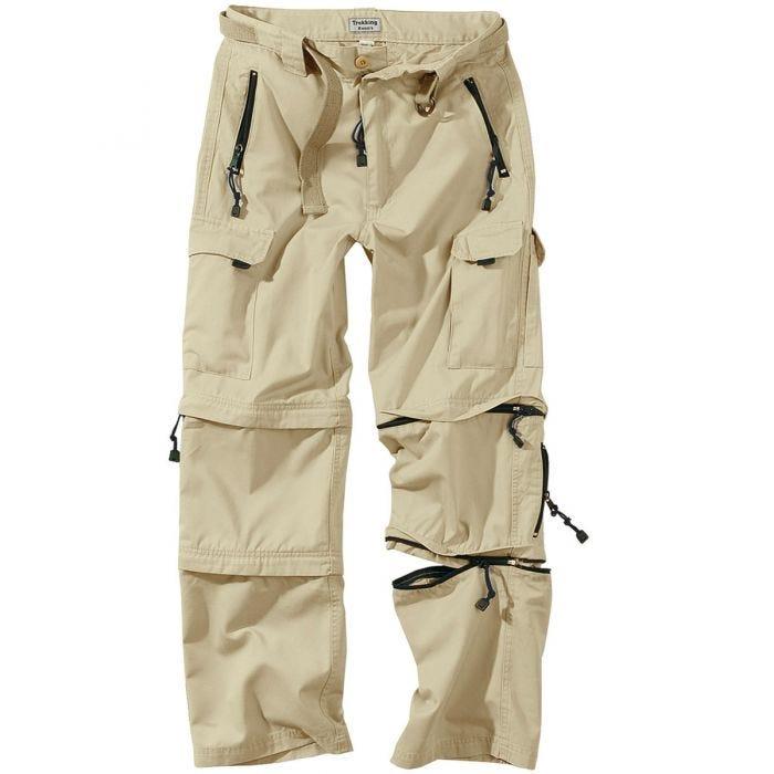 Surplus pantaloni da trekking in beige