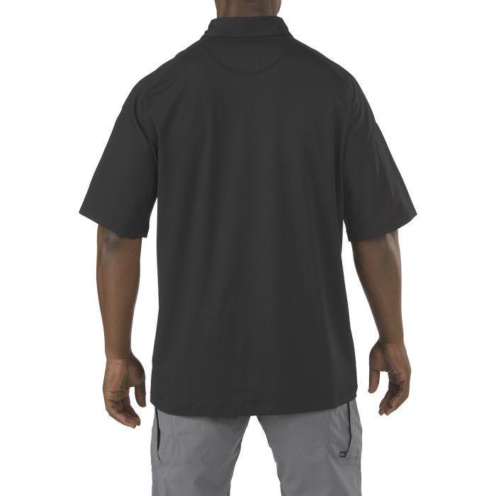 5.11 Rapid Performance Polo Short Sleeve Black