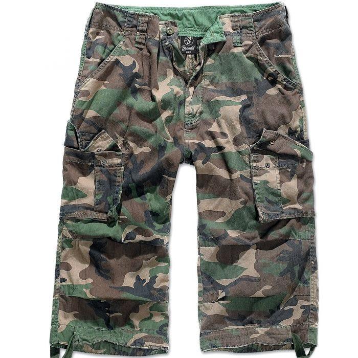 Brandit shorts Urban Legend a 3/4 in Woodland