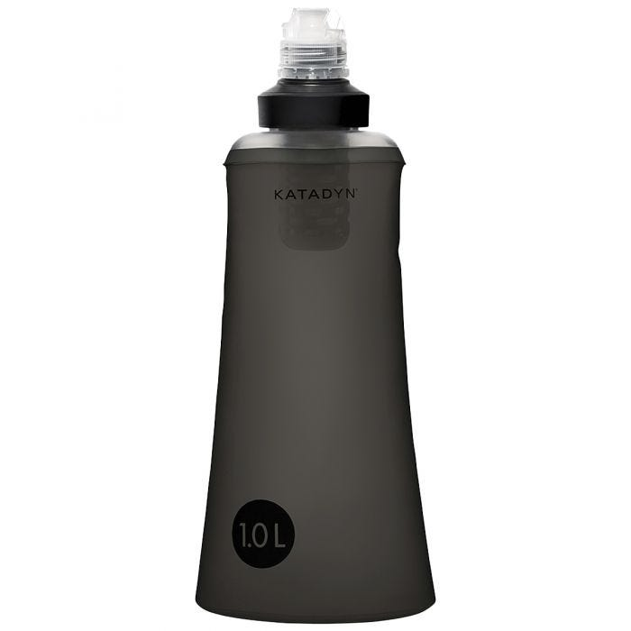 Katadyn Befree Tactical Water Filtration System 1L Black