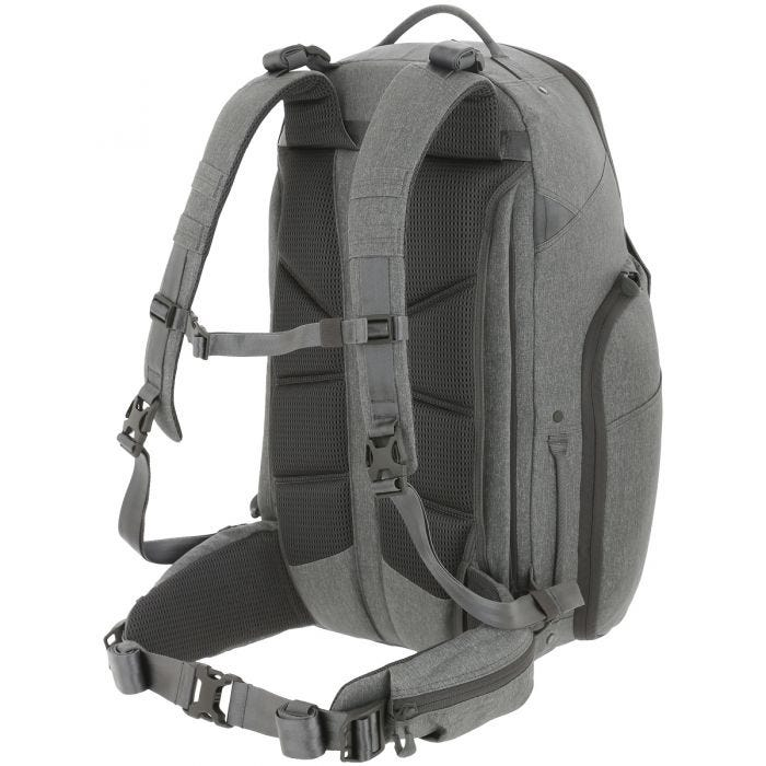 Maxpedition Entity 35L CCW-Enabled Internal Frame Backpack Ash