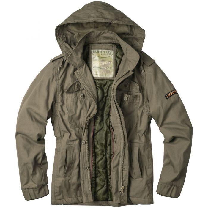 Surplus Airborne Jacket Olive
