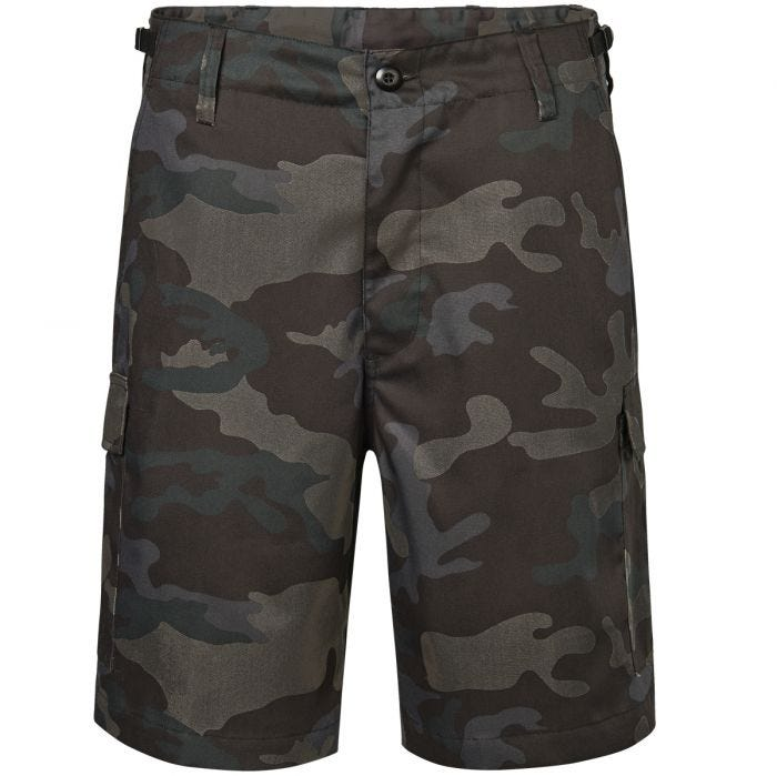 Brandit shorts US Ranger in Dark Camo