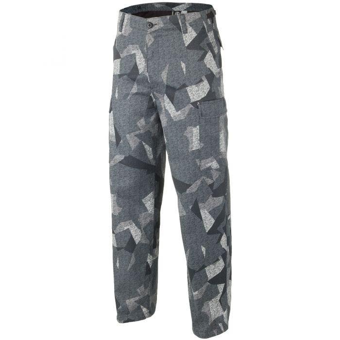 Brandit pantaloni US Ranger in Night Camo Digital