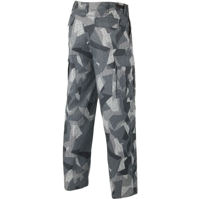 Brandit pantaloni US Ranger in Night Camo Digital
