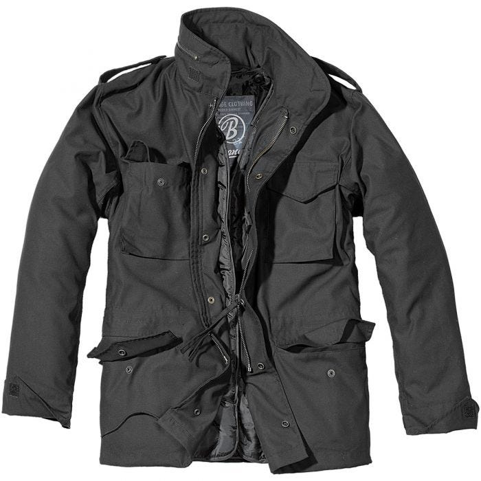 Brandit giacca M-65 Classic in nero