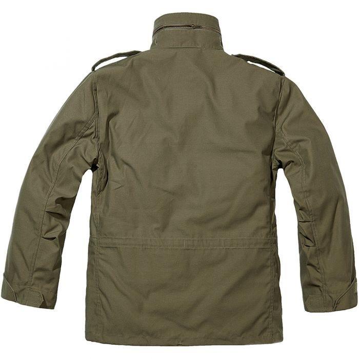 Brandit giacca M-65 Classic in verde oliva