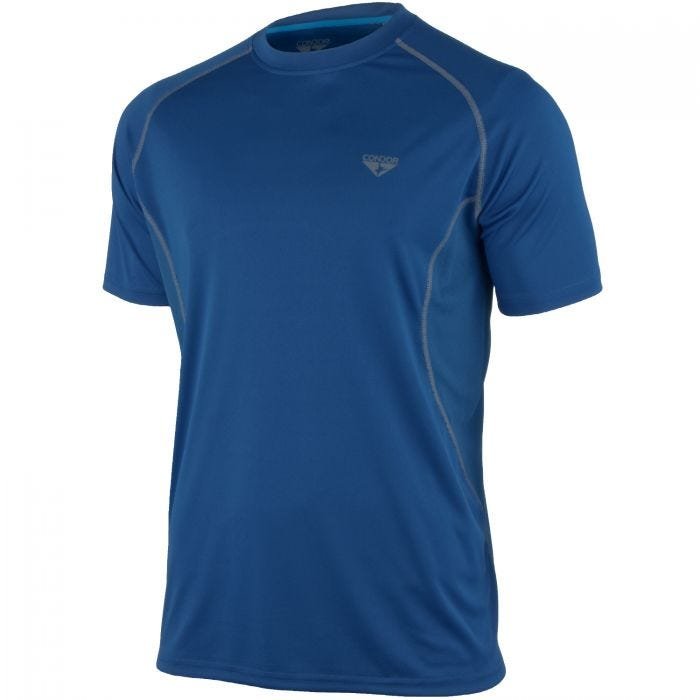 Condor T-shirt Blitz Performance in Cobalt