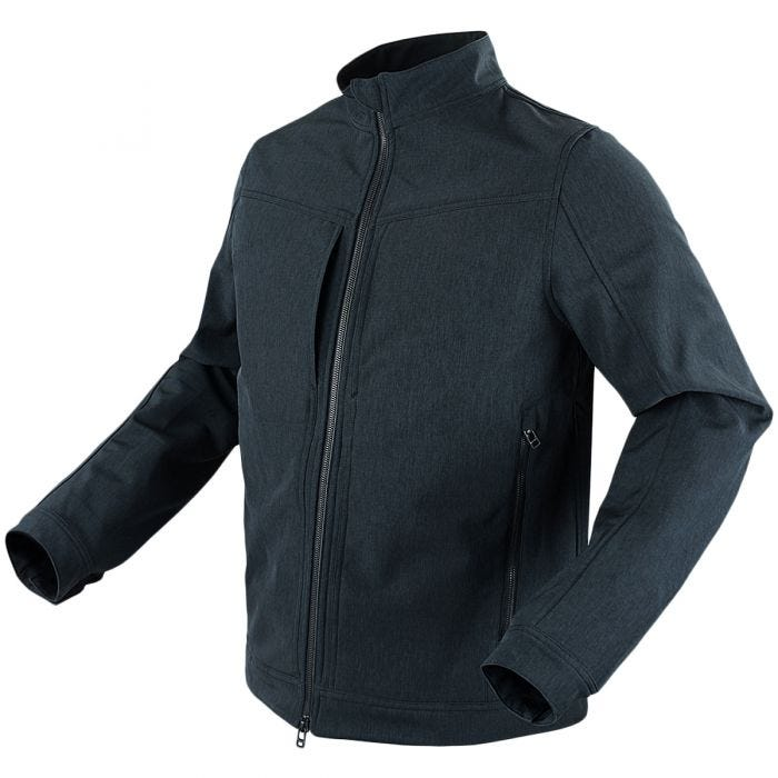 Condor giacca softshell Intrepid in Heather Slate