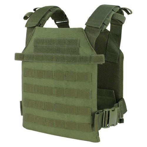 Condor plate carrier Sentry leggero in Olive Drab