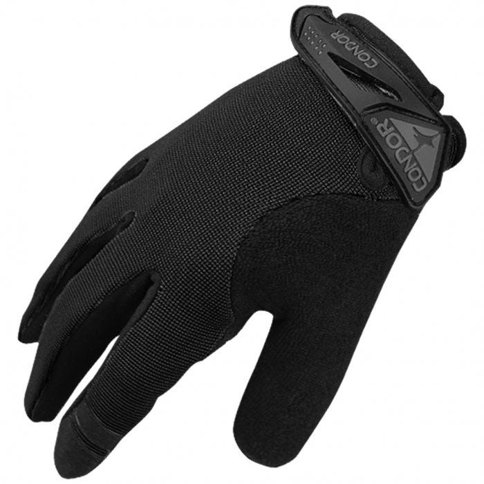 Condor guanti da arma da fuoco HK228 in nero