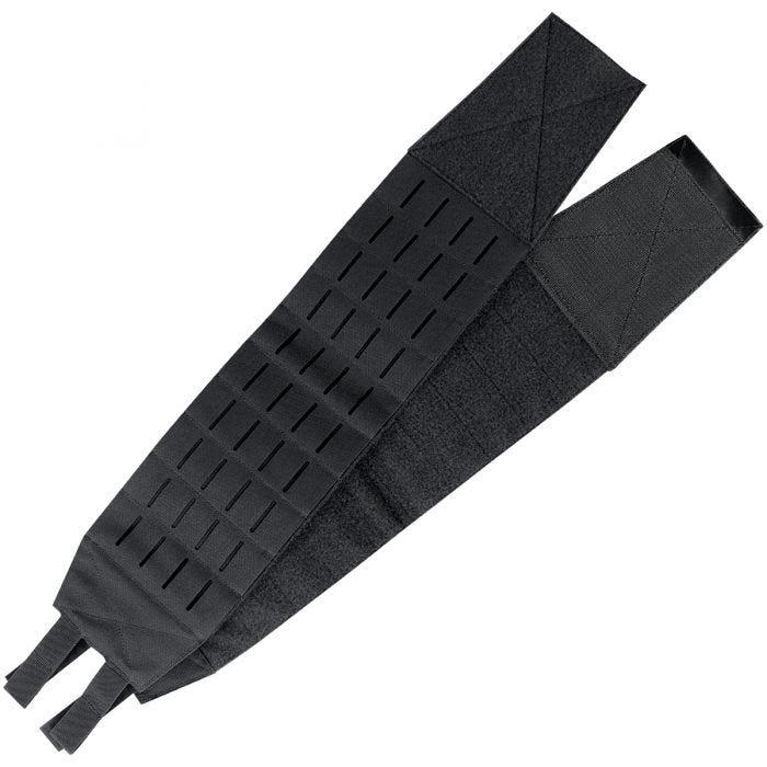 Condor cintura LCS slim tagliata a laser in nero